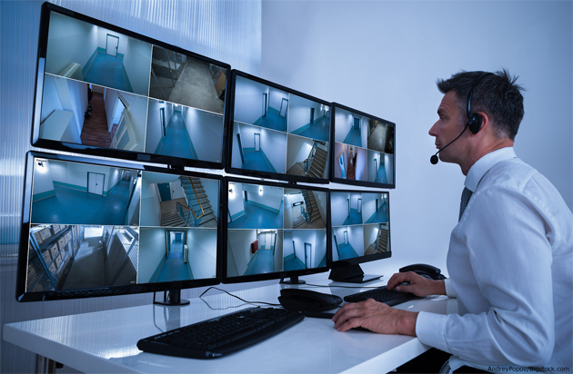 commerical and domestic cctv wigan